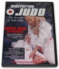 Okada Mastering Judo #6 Katami Waza Groundwork Fighting Dvd grappling mma bjj