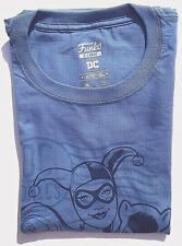 FUNKO DC Comics Bad Girls T-Shirt Poison Ivy Catwoman Harley Quinn - Size XL