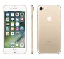 "Apple iPhone 7 128GB 4.7"" Retina Display 4G GSM GOLD UNLOCKED Smartphone SRF"