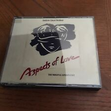 Aspects of Love [Original Cast Recording] 2 CD SET Andrew Lloyd Webber