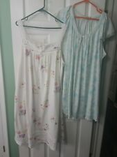 Miss elaine nightgown And Aria Lot 2x, 3x