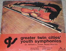 GREATER TWIN CITIES YOUTH SYMPHONIES PRIVATE LP VIOLIN
