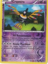 Cryptéro Reverse-Noir&Blanc:Pouvoirs Emergents-42/98-Carte Pokemon Neuv France