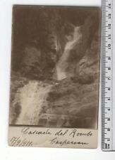 Trentino A. A. - Cascata del Rombo - BZ 9197