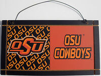 New Oklahoma State Cowboys OSU University College Licensed Wooden Sign Sport Fan