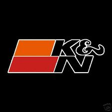 K & N Filters Stickers Rally GP Old Vintage