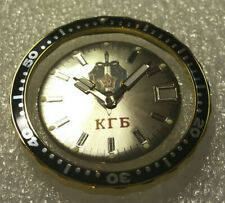 GOLD/WHITE VOSTOK AMPHIBIAN KOMANDIRSKIE CUSTOM PADDLE WATCH HANDS
