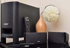Bose Cinemate Sistema. potente habitación agitación Bass, Completo, Buen Estado ^^