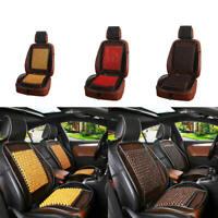 Nützlich Holz Perlen Sommer Massage Auto Sitzbezug Cooling Pad aus Holz DSD