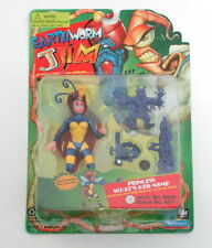 1994 Princess What's Her Name Bug Launcher Earthworm Jim Playmates On Card R4227