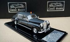 1/43 Rolls Royce Phantom V 1964 James Young PV15 (Matt black / Black)