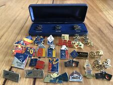 2000 sydney olympic pins collectables Plus Framed Limited Edition Set Of 4