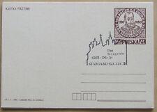 POLAND 1985 -ST 85129 Cp 824 - Days Stargard Szczeciński