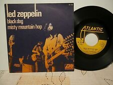 "led zeppelin""black dog""single7""or.Fr.atlantic:10103 de 1972."