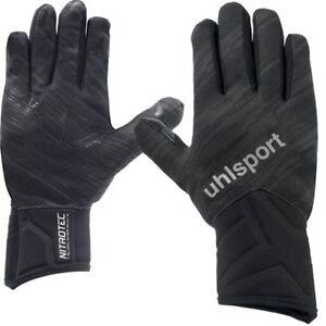 Uhlsport Handschuh Nitrotec schwarz/weiß 100096901
