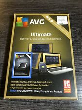 AVG Ultimate Protect & Tune Up Devices + AVG Secure VPN