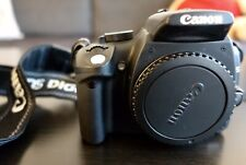 Canon EOS 350D (Rebel XT) DSLR Camera BLACK Body Only (In Perfect Conditions)