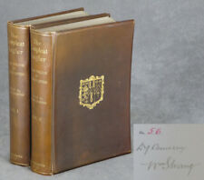 Izaak Walton / Compleat Angler Or the Contemplative Man's Recreation Signed 1902