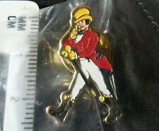 Johnnie Walker Whisky enamel badge vintage New-Old-Stock (Whiskey Johnny Jonny)