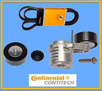 Drive Belt Kit Contitech For BMW Replace OEM# 11287530314
