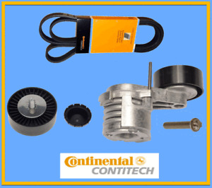 Drive Belt Kit Contitech For BMW Replace OEM# 11287530314