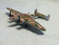 Sale New 1:144 Scale WWII French Air Force Amiot 350 Bomber Aircraft Metal Model