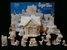 Precious Moments-Sugar Town Post Office-12 Piece Set-$305V