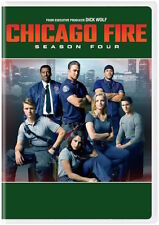 CHICAGO FIRE: SEASON 4 DVD - THE COMPLETE FOURTH SEASON [6 DISCS] - NEW UNOPENED