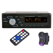 Car Radio Stereo USB SD  Bluetooth Head Unit In dash AUX-IN FM Audio 1 DIN