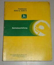 Betriebsanleitung / Handbuch John Deere Traktor 4040 S + 4240 S - OM-L 38683