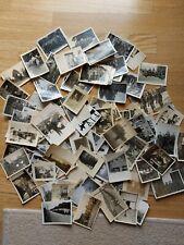 Fotos 2 Weltkrieg ca. 121 Stück-Nur Soldaten Fotos-Original.