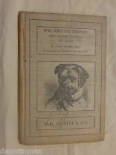 Rab and His Friends and Other Stories by Dr John Brown