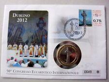 Numisbrief 50 Congresso Vatikan  top Medaille Numisbriefe Medaillen Kirche Papst