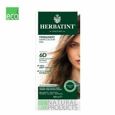 Herbatint Natural Hair Colour Dark Golden Blonde 6D 150ml