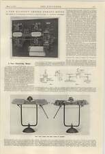 1924 CANNA FUMARIA CALDAIA PULIZIA IMPIANTO Liverpool NUOVO contatore elettrico