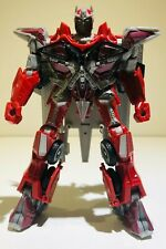 Sentinel Prime Dark of the Moon Voyager Class Transformer Hasbro Incomplete