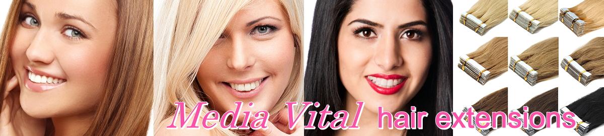 Media Vital Hair Extensions