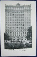 Whitehall Building NYC NY Souvenir Post Card Co 6038 UDB Unposted