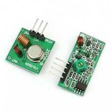 315Mhz RF transmitter and receiver link kit for Arduino/ARM/MCU NEW