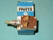 NOS Mopar 1969-83 Dodge Truck Dome Lamp and Cargo Light Switch, 2906048