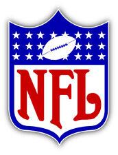 NFL Football Logo Car Bumper Sticker Decal  - 3'', 5'' or 6''
