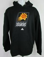 Phoenix Suns NBA Adidas Men's Pullover Hooded Sweatshirt