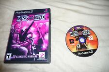 RING OF RED Playstation 2 PS2