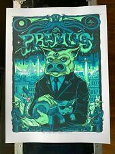 Jim Mazza - Primus - Providence RI  - Main Edition  #39/225