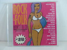 CD Sampler Rock & Folk 15 BELLRAYS RONNIE SPECTOR ARCHIVE PRIMAL SCREAM POEHL