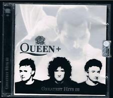 QUEEN GREATEST HITS III  CD F.C. CUSTODIA SERIGRAFATA