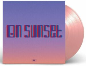 Paul Weller - On Sunset - Limited Edition Double Peach Vinyl LP *NEW & SEALED*