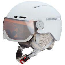 Skihelm Salomon Damen Venom Helm Snowboard Wintersport Gr.XS (53,5 54,5 cm) weiß | eBay