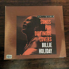 BILLIE HOLIDAY - SONGS FOR DISTINGUE' LOVERS - VERVE DIGIPACK