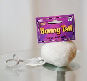 Forum Novelites Inc. Bunny Tail NWT